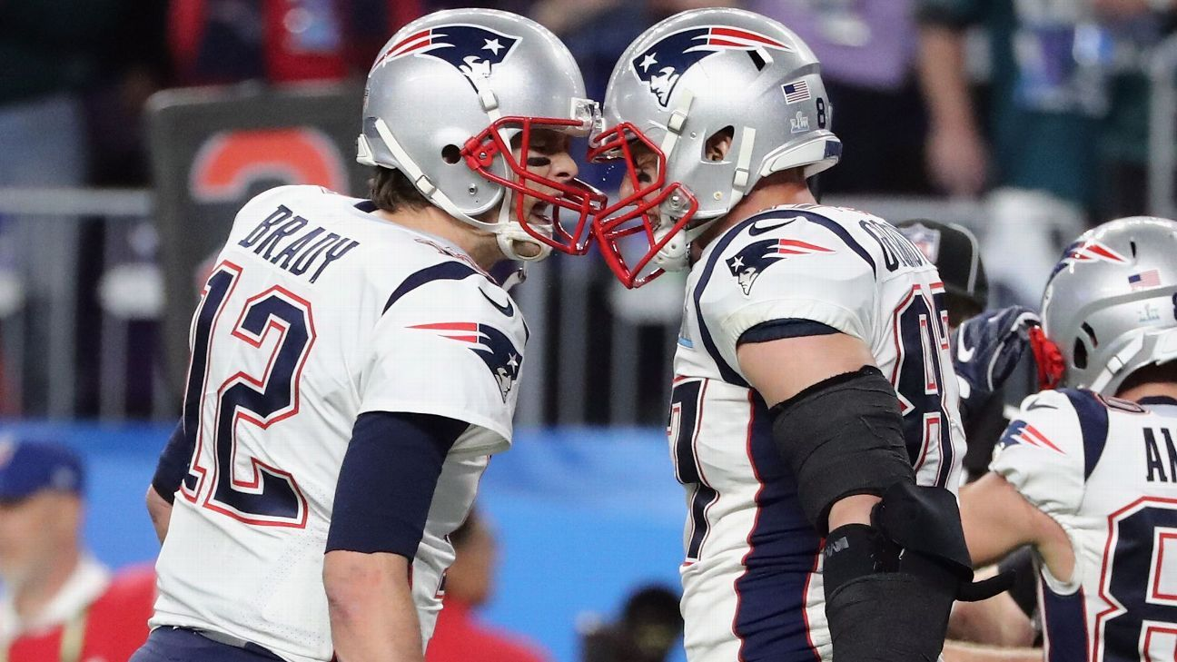 Where do the Patriots rank alongside other great sports dynasties?