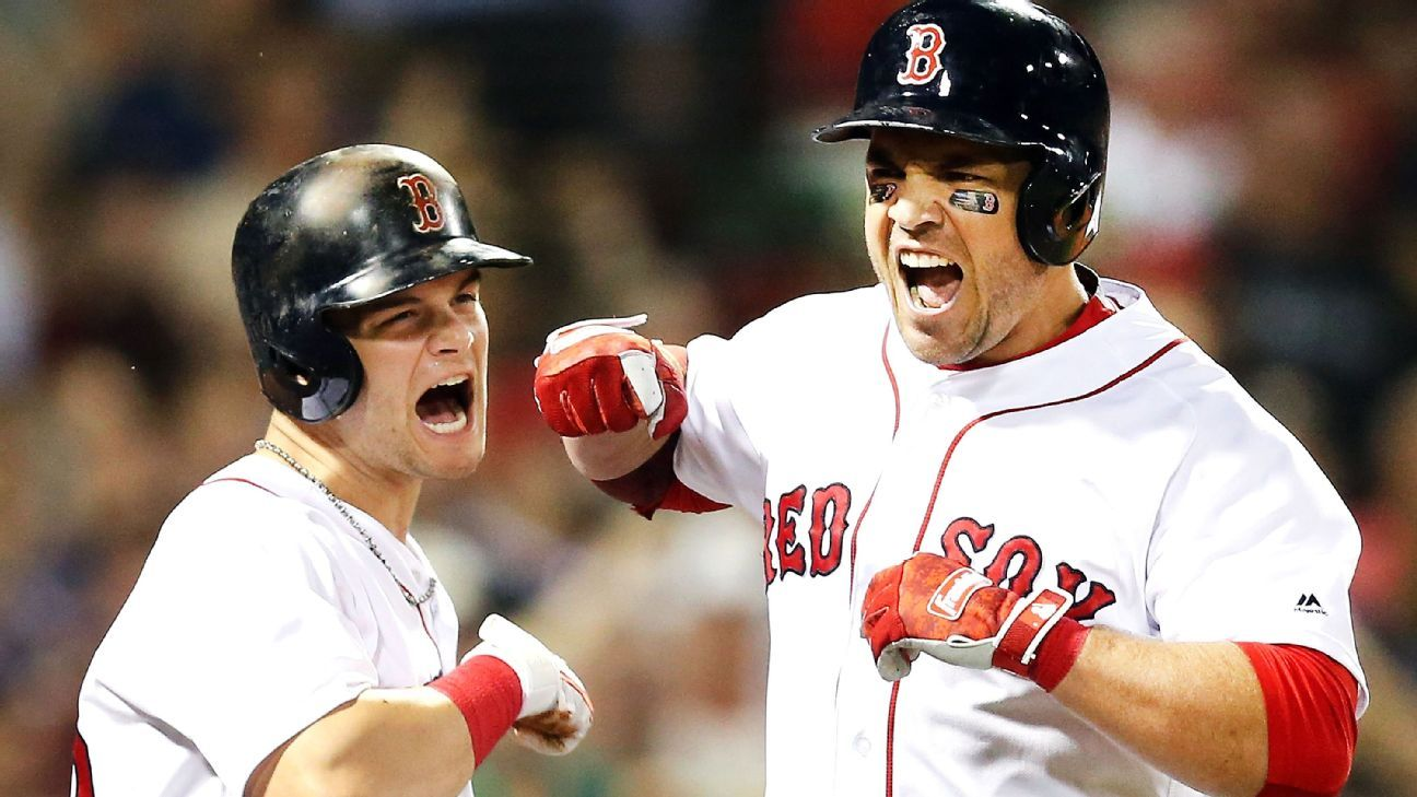 674b12d6 MLB -- This might be the best Boston Red Sox team ... ever