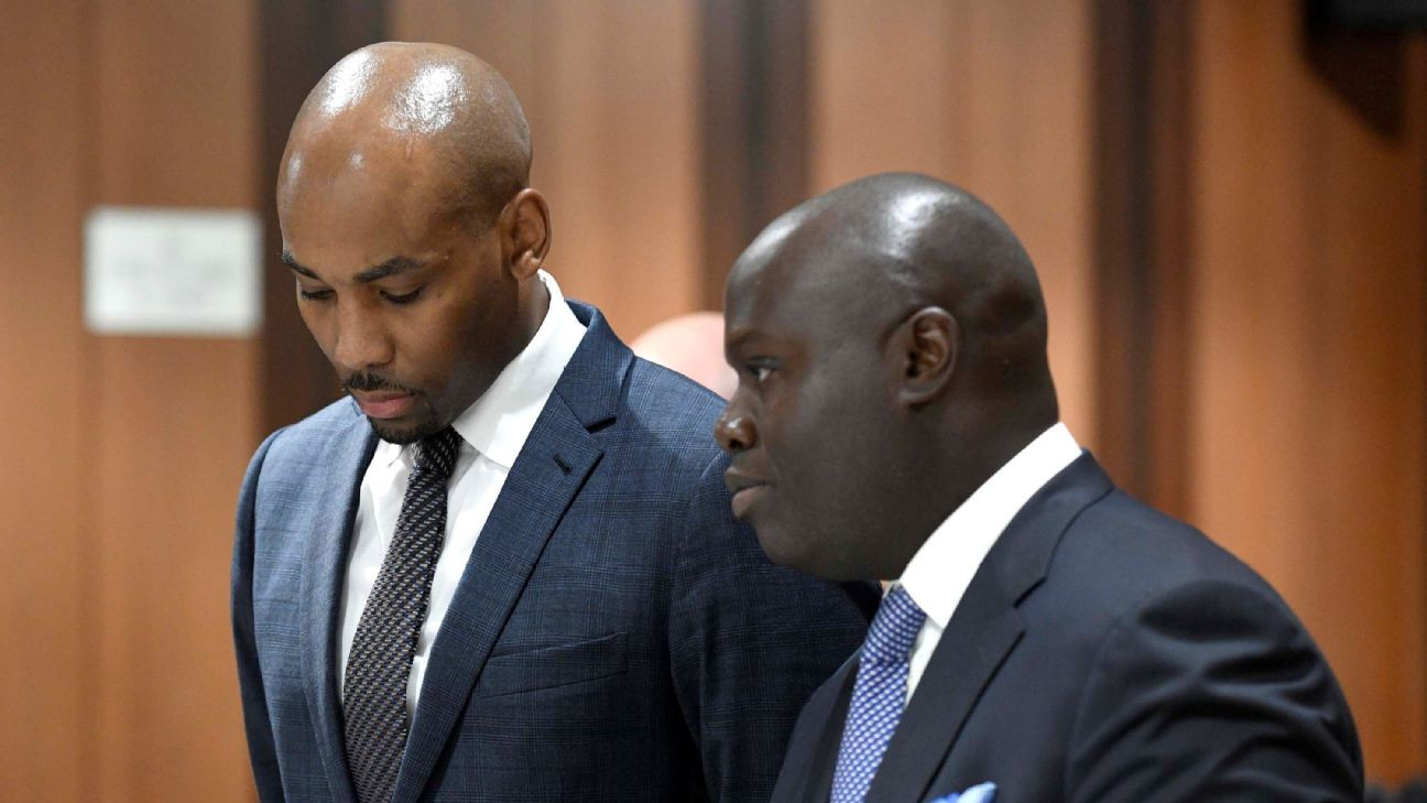 Wake Forest basketball assistant Jamill Jones threw fatal punch at tourist, police say