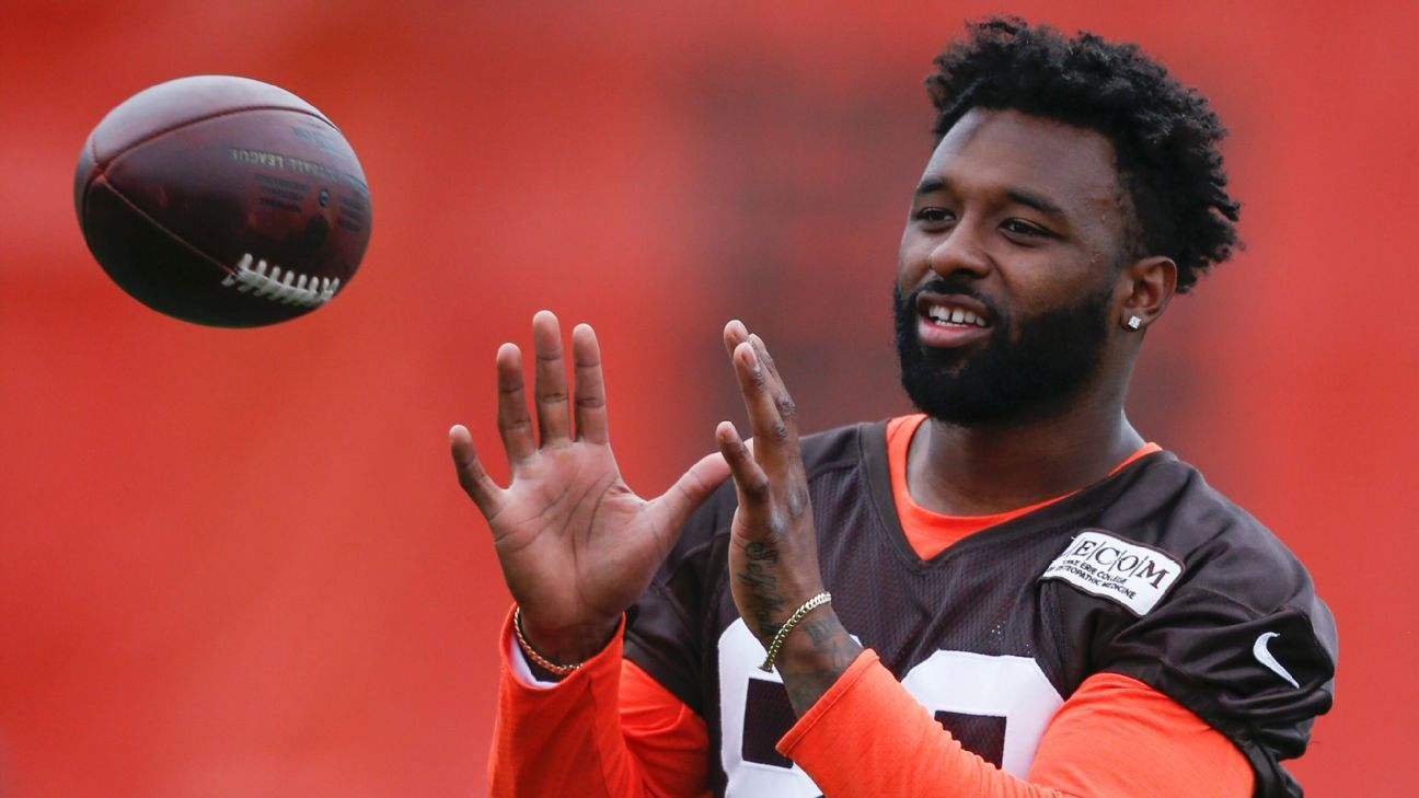 3dd660002 Jarvis Landry  Rant on  Hard Knocks  was meant for whole team - Cleveland  Browns Blog- ESPN