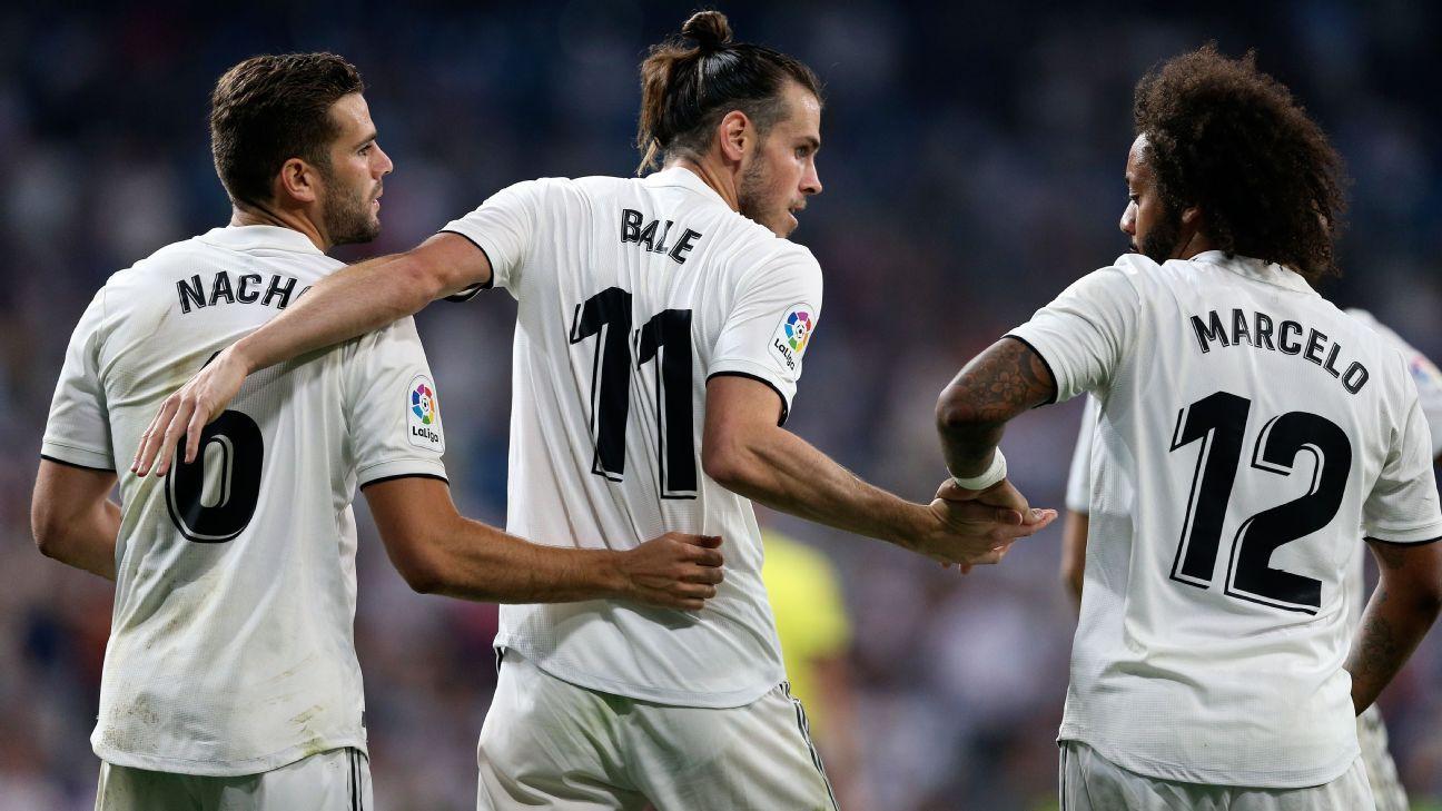 Real Madrid Vs Getafe Football Match Summary August 20 2018