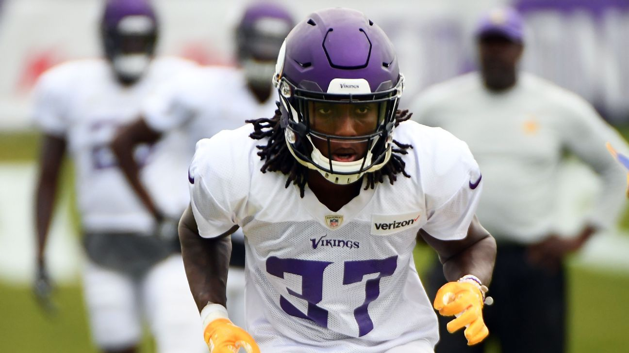 Minnesota Vikings cornerback Holton Hill has been suspended for the first four games of the season for violating NFL policy on performance-enhancing drugs.