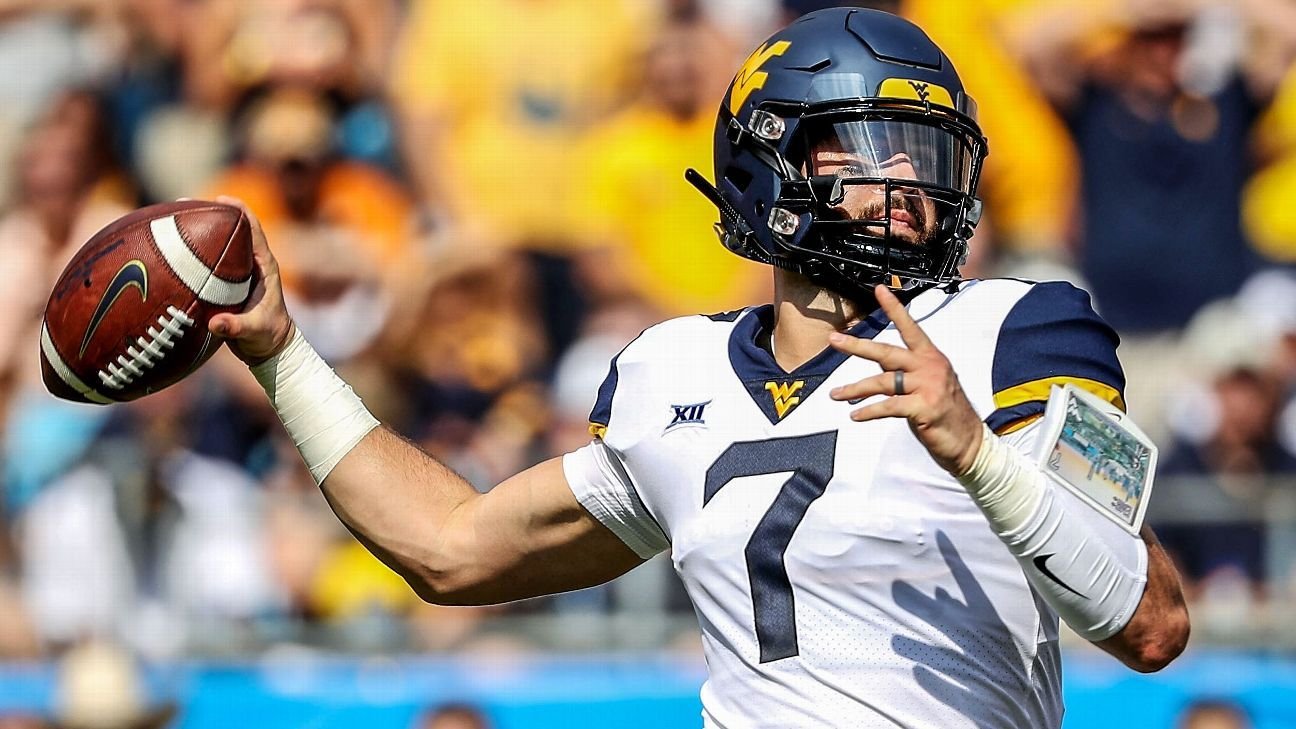Will Grier and Daniel Jones, who both grew up in the Charlotte area, are among several quarterbacks who are candidates to back up Cam Newton.