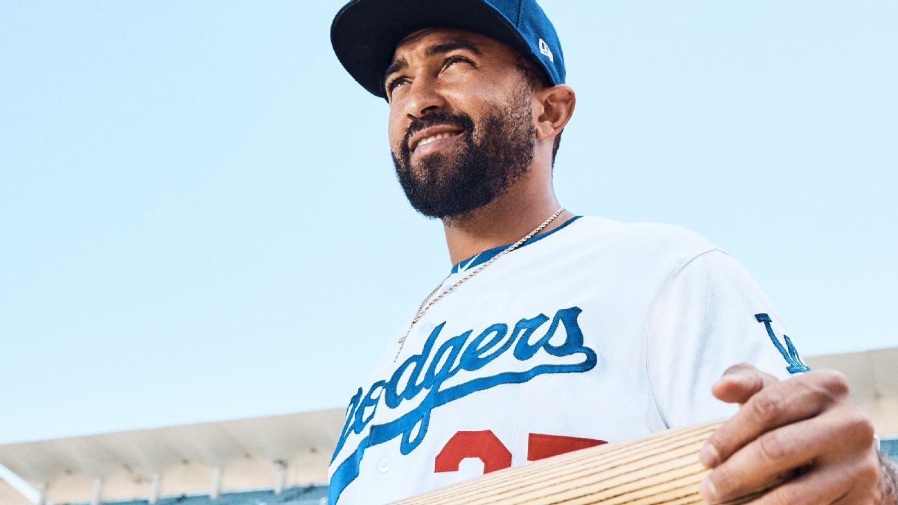 755269895f28d2 Los Angeles Dodgers outfielder Matt Kemp finally feels at home again in LA