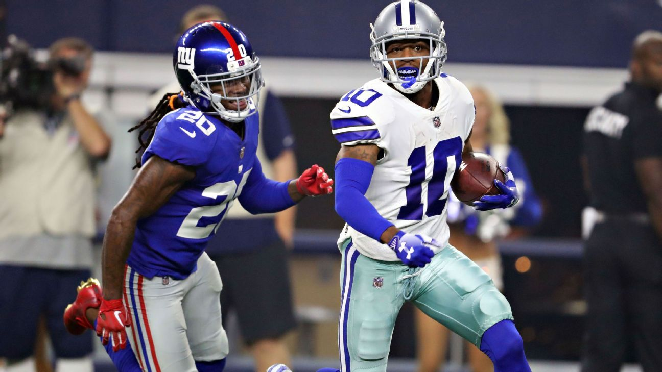 Wide receiver Tavon Austin is staying with the Cowboys, agreeing to a one-year contract, the team announced.
