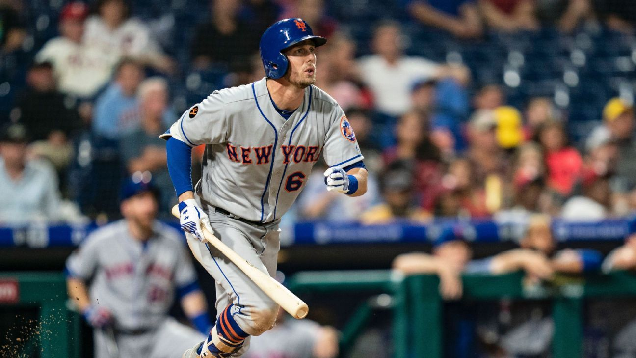 NL batting leader McNeil activated off IL for Mets