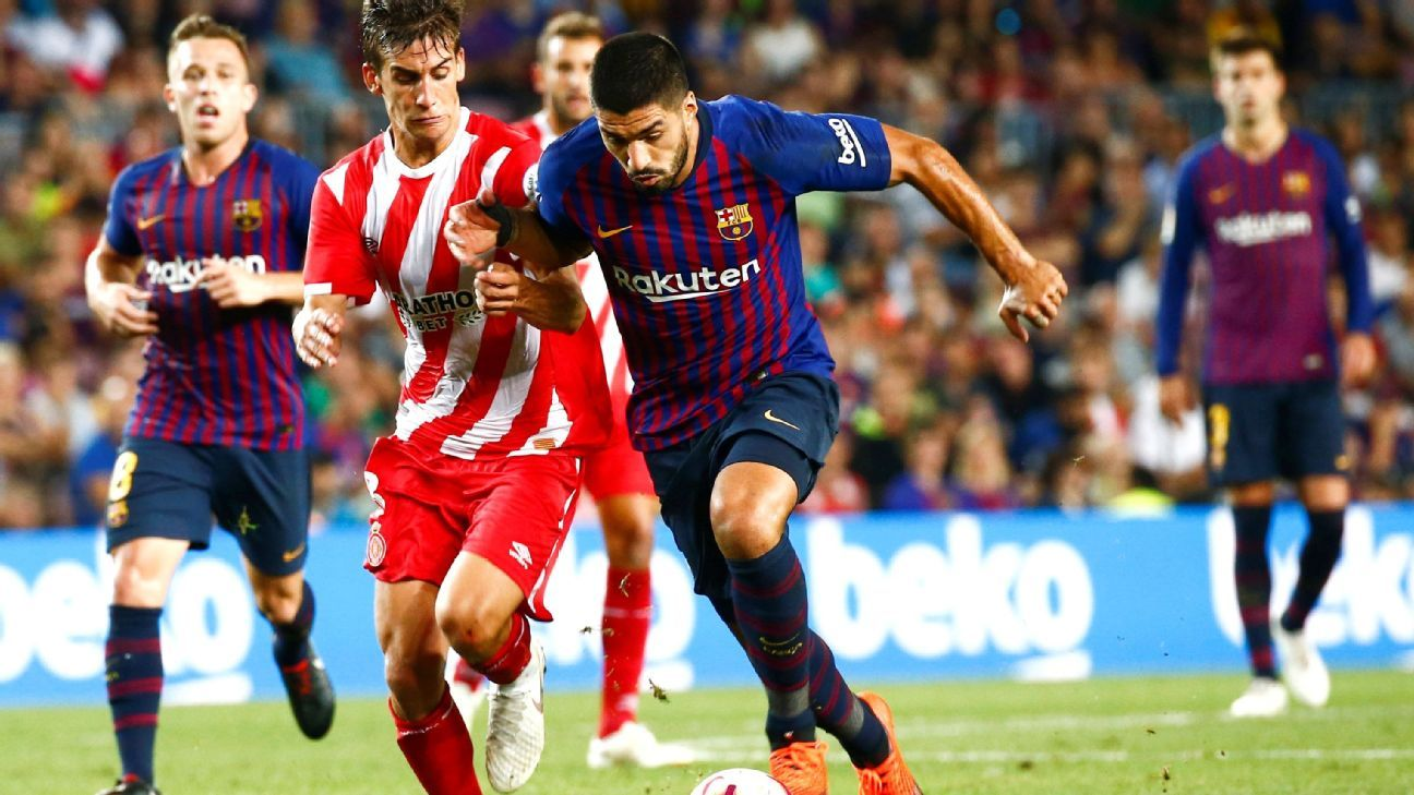 Girona vs. Barcelona game in U.S. will be opposed by FIFA - Spanish FA a10abe5b8fa77