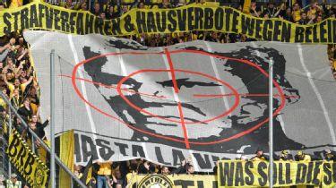 German FA investigating Borussia Dortmund and Hoffenheim for