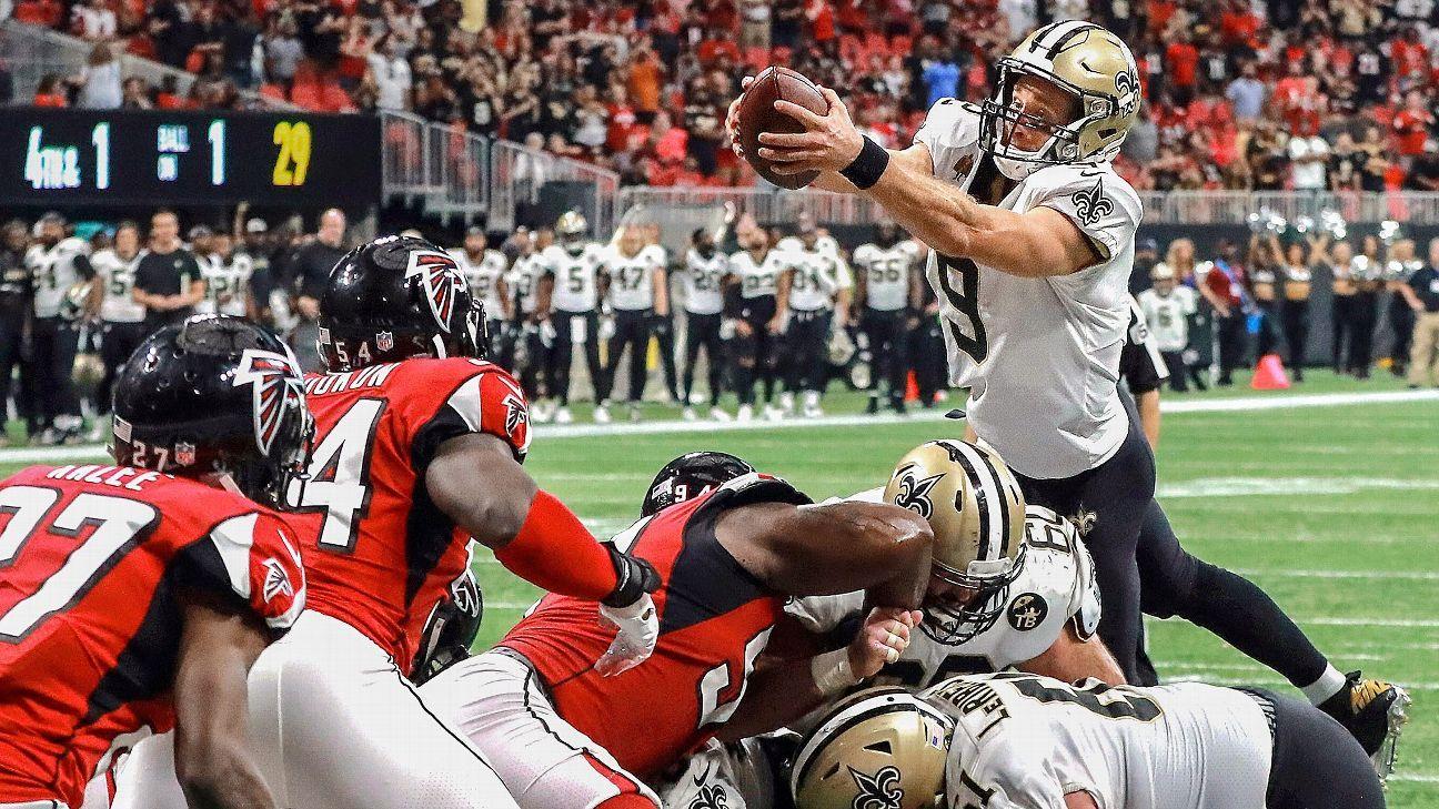 What we learned in Week 3 of 2018 NFL season - Every game between NFC South  teams is must-watch 23d9204a0