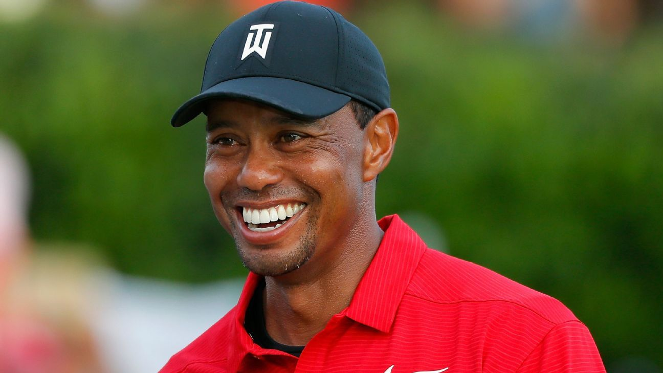 6242accef Golfe  como Tiger Woods superou a dor
