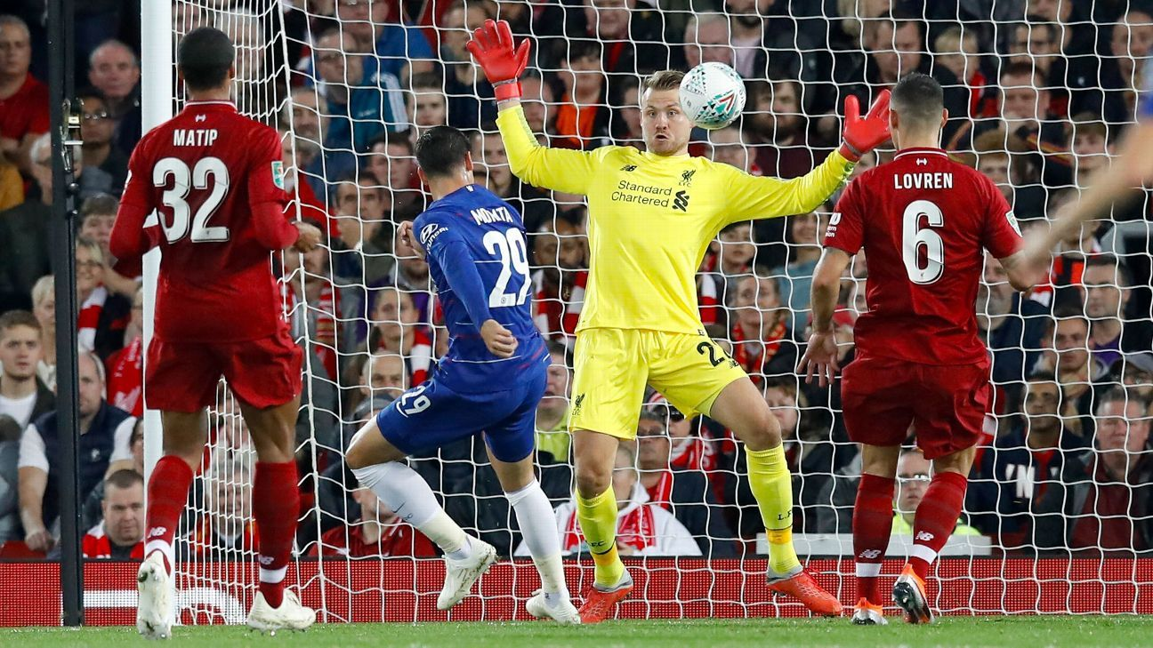 Sources: Liverpool won't sell Mignolet for £8m