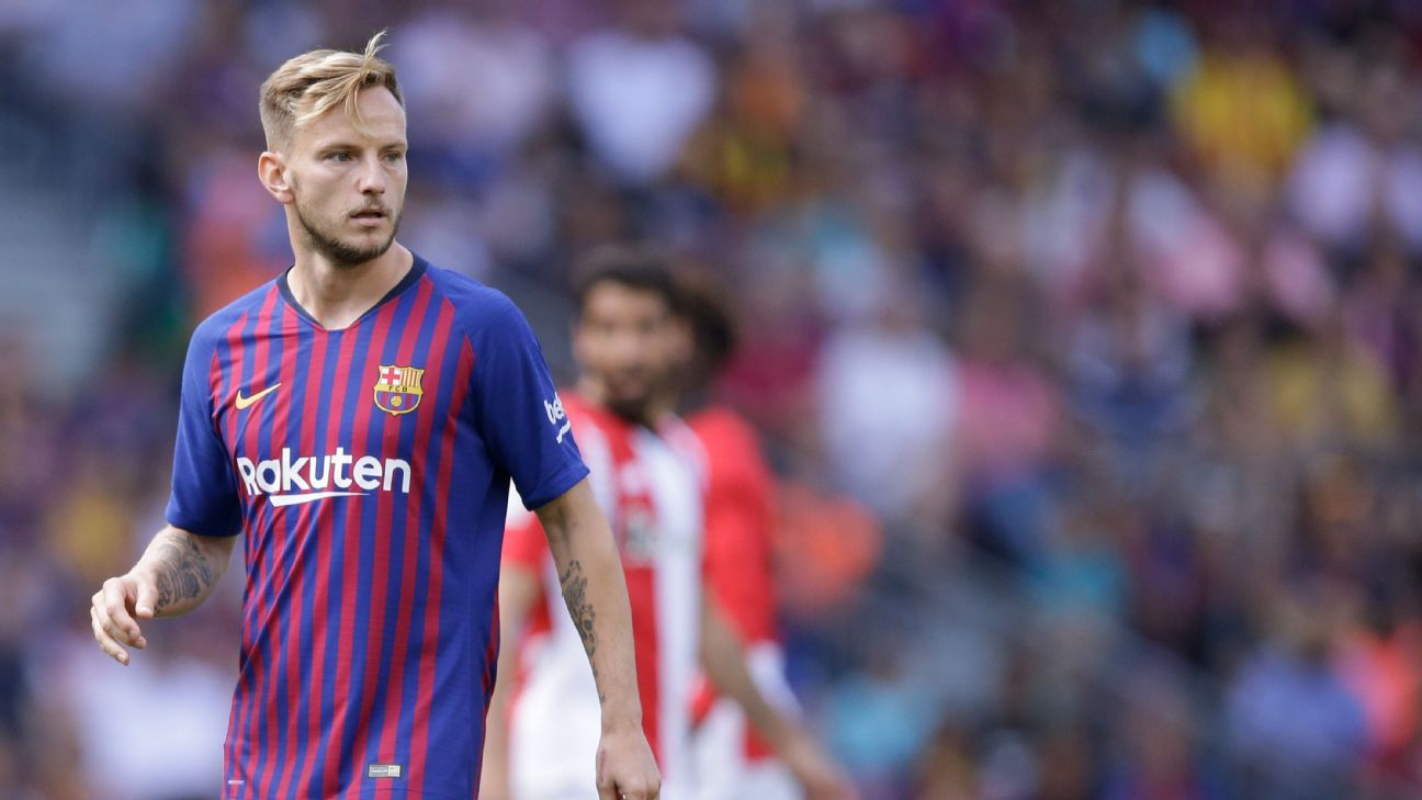 Ivan Rakitic S Off Day Sums Up Draw Vs Athletic As Barcelona Drop