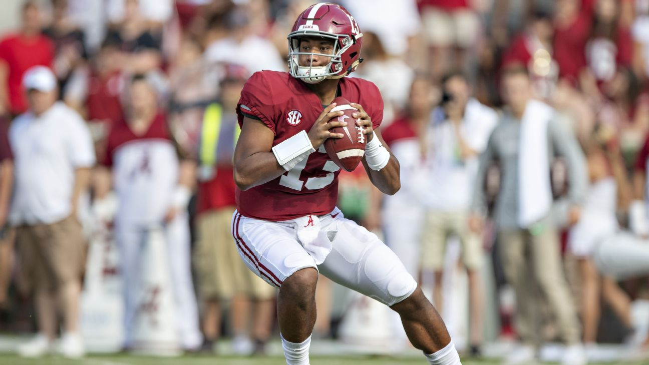 Alabama Spring Football Preview Tide Look To Regroup Off Title Loss