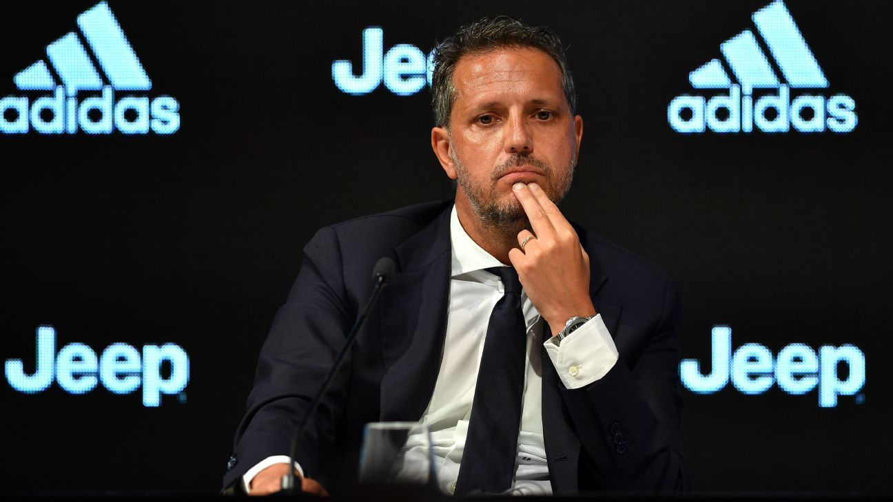 Juve chief predicts NBA-style transfer window