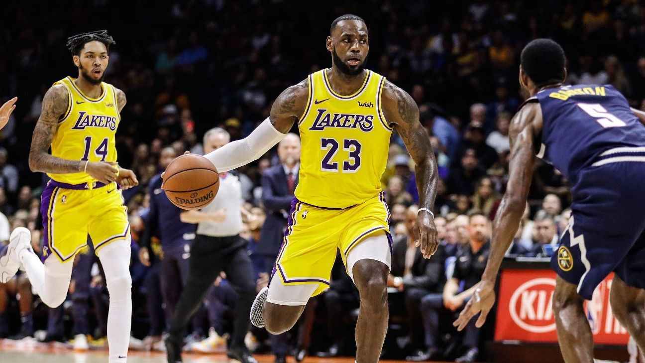 NBA preseason 5on5 Lakers rookies and predictionsLakers