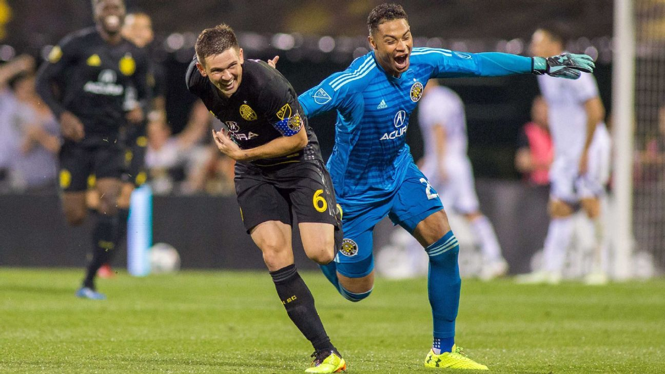 ae29a95774c Columbus Crew SC poised for their biggest win of the year  staying in Ohio