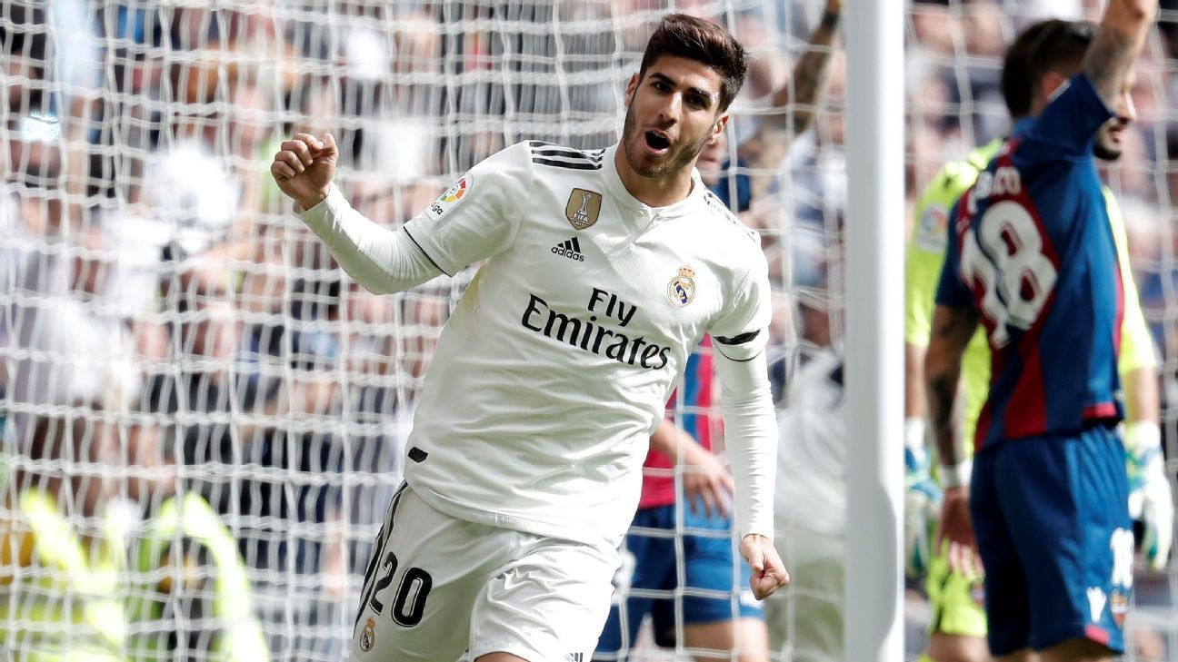 LIVE Transfer Talk: Liverpool want Asensio, Real Madrid boss Zidane ready to block move