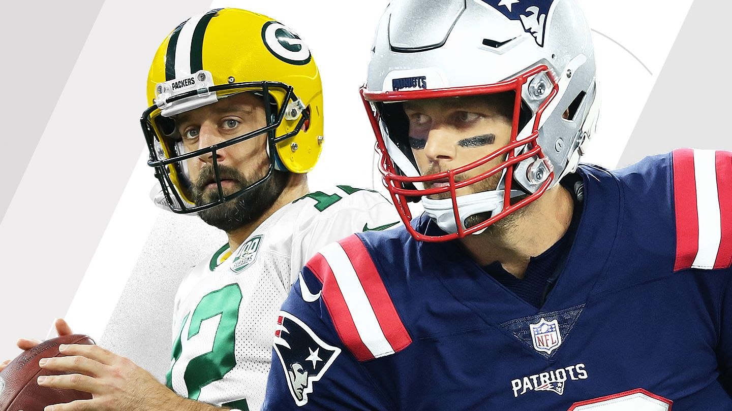 Tom Brady vs. Aaron Rodgers through eyes of peers - What makes them great 0115bf627