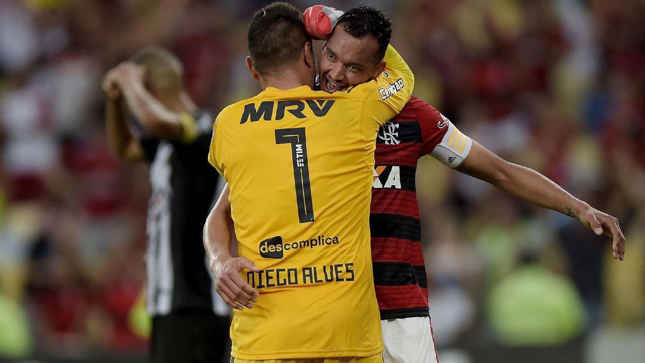 Flamengo e Diego Alves  De candidato a ídolo a problema 01ce38bcbdbb5
