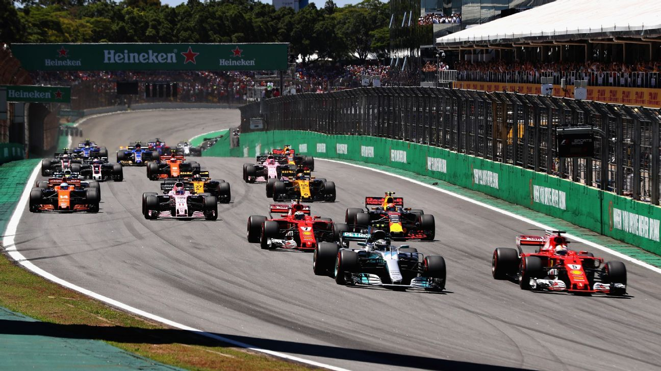 Brazilian GP plans to move from Sao Paulo to Rio in 2020