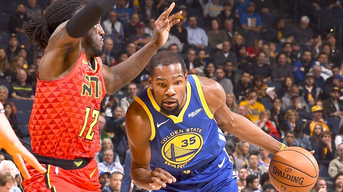Kevin Durant of Golden State Warriors keeping Draymond Green talk  in-house  b3e34cfdd