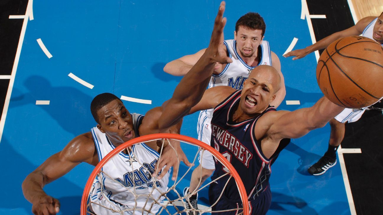 2080840a605 Richard Jefferson reflects on NBA career and retirement