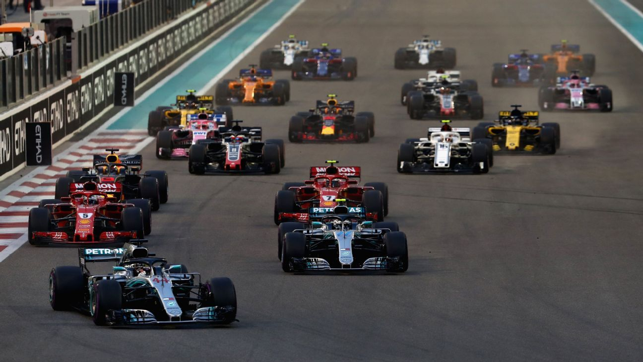 Ross Brawn - Gap between top teams and midfield in 2018 'unacceptable'