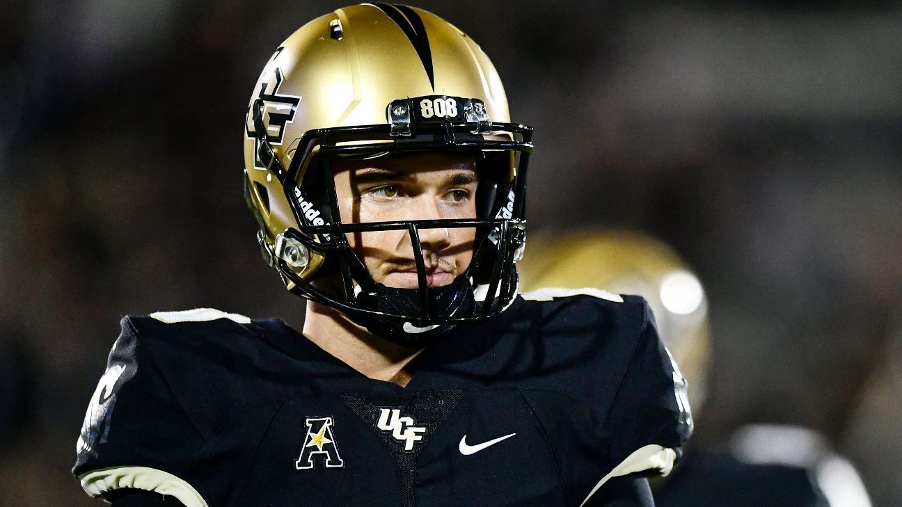 Ucf Knights Won T Rule Out Mckenzie Milton For 2019 Season