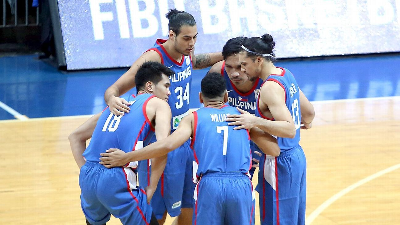 73b3bcc92d1 How Gilas can still qualify for the FIBA World Cup
