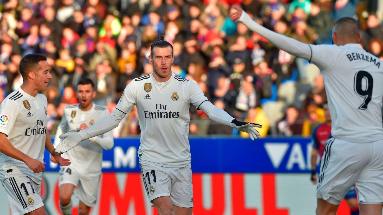 Huesca vs. Real Madrid - Football Match Summary - December 9, 2018 - ESPN