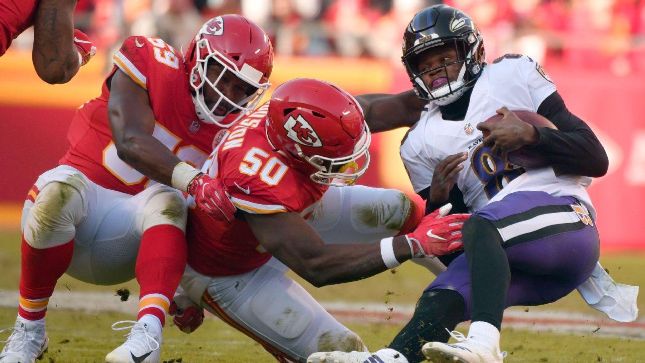 6629f24d NFL contender kryptonite - Biggest weaknesses on 2018 playoff teams