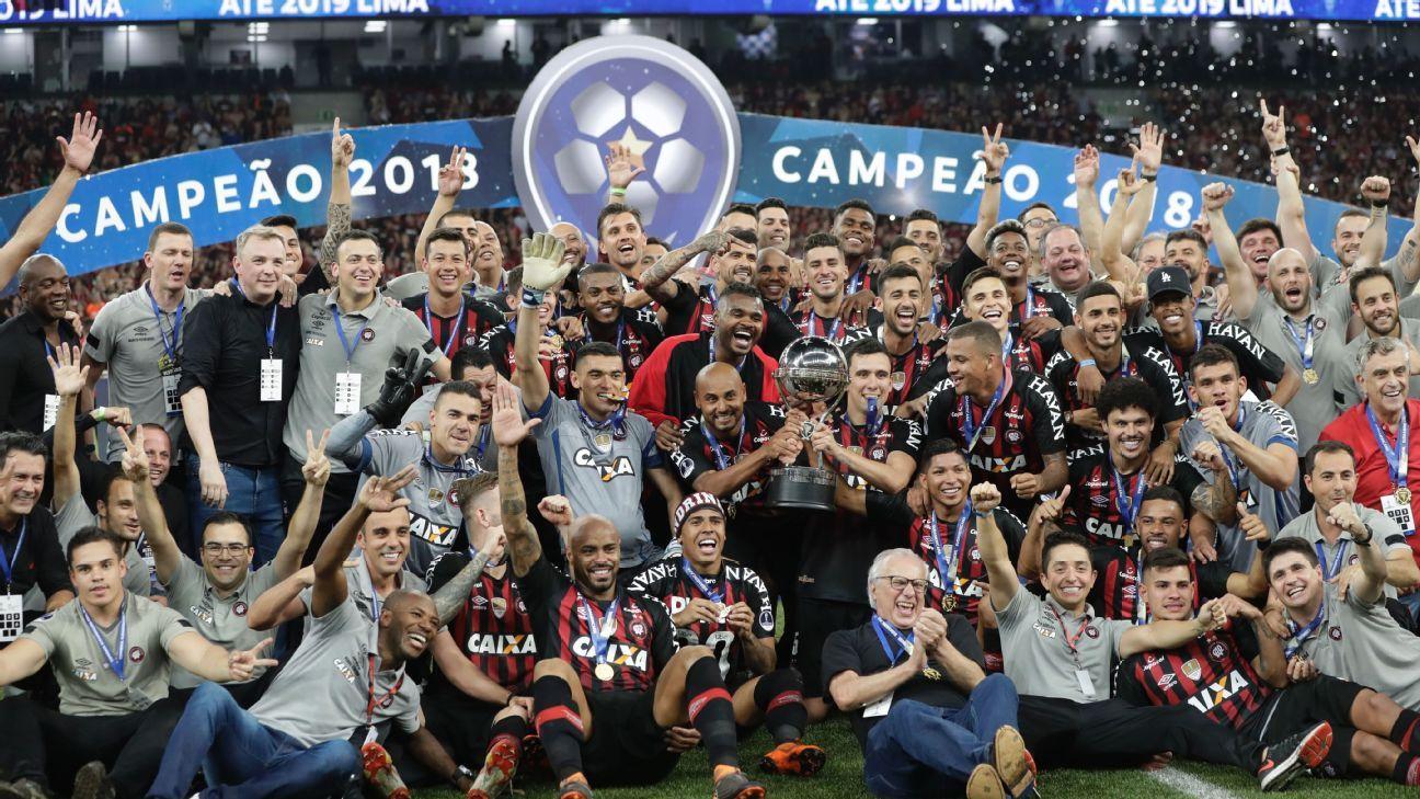 Sudamericana title has Atletico Paranaense thinking big