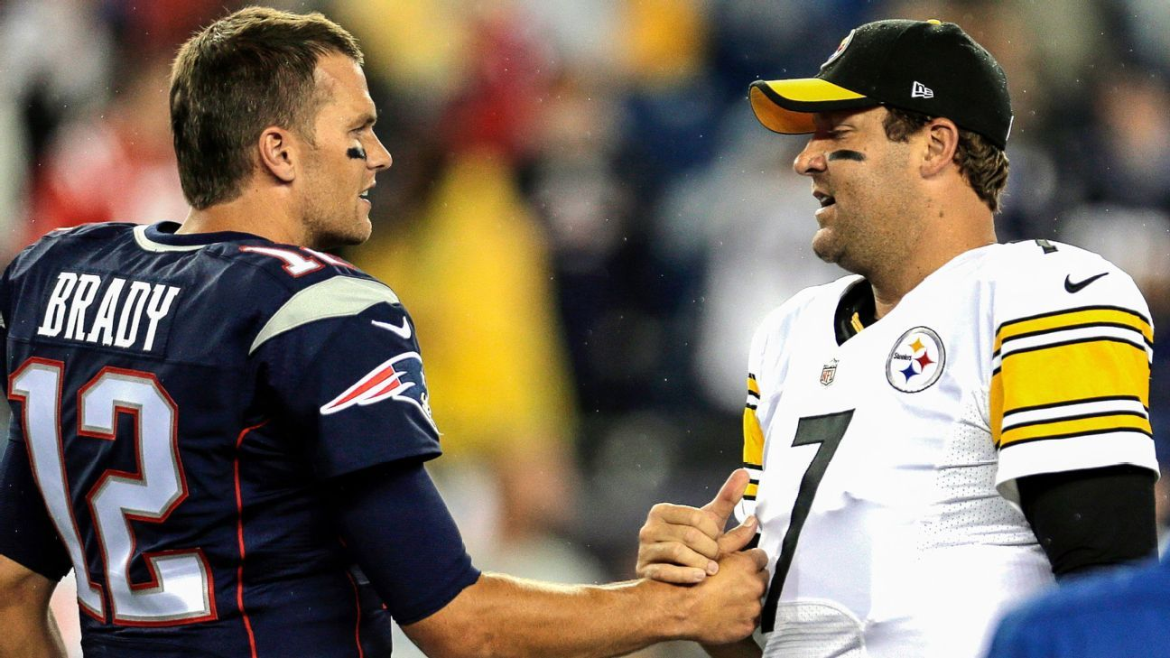 The Patriots begin their sixth defense of a Super Bowl against the Steelers, according to multiple reports.