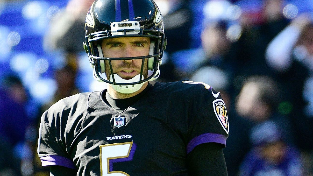The Broncos have agreed to acquire QB Joe Flacco from the Ravens, likely in exchange for a midround draft pick, sources told ESPN. The deal means the Ravens are committing to Lamar Jackson.