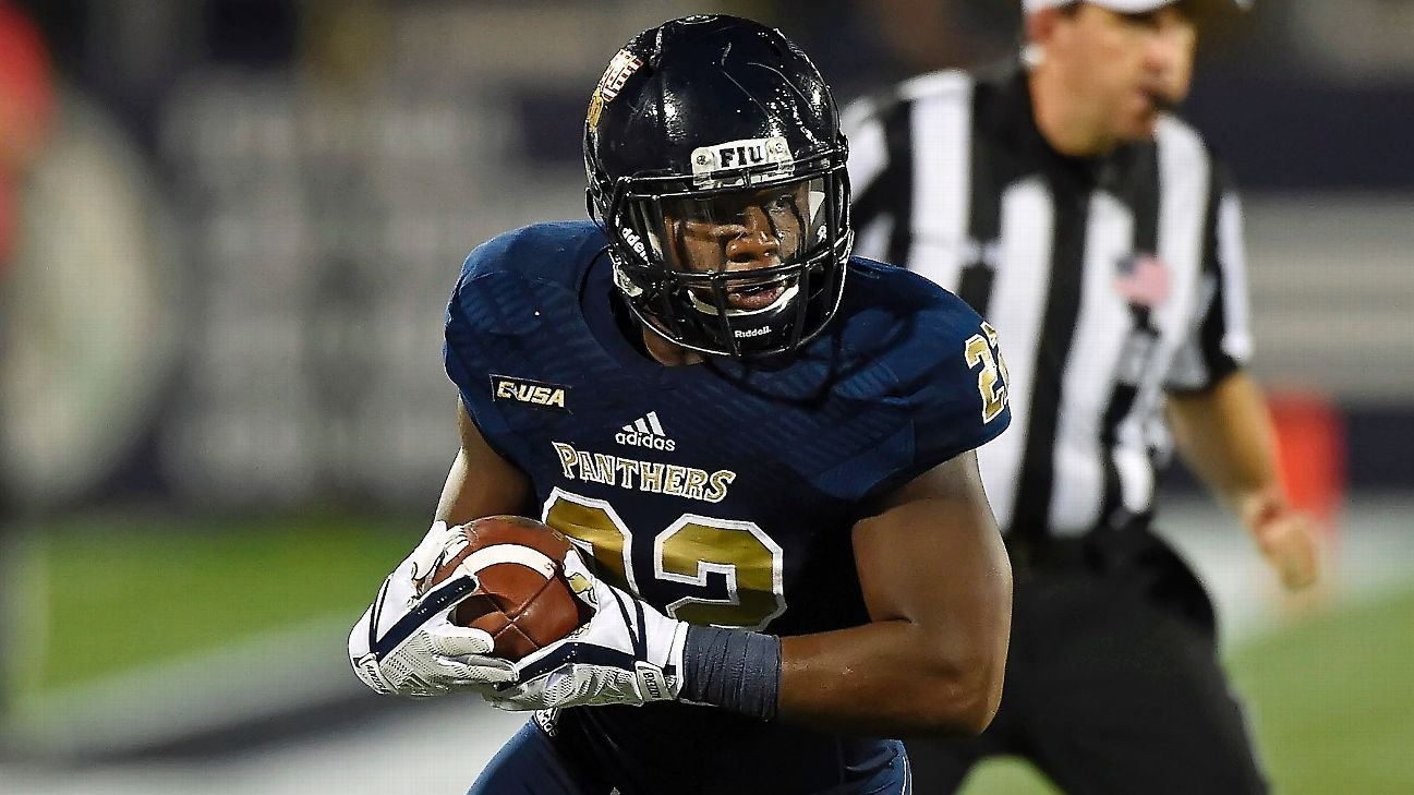Shawndarrius Phillips Of Fiu Panthers Arrested On Domestic Battery