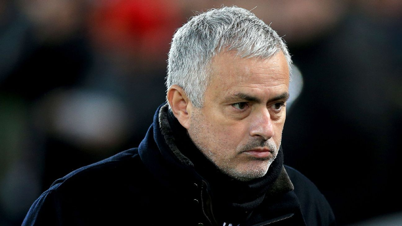 Mourinho 'disturbed' and 'destroyed' by Tottenham defeat at Sheffield United - ESPN