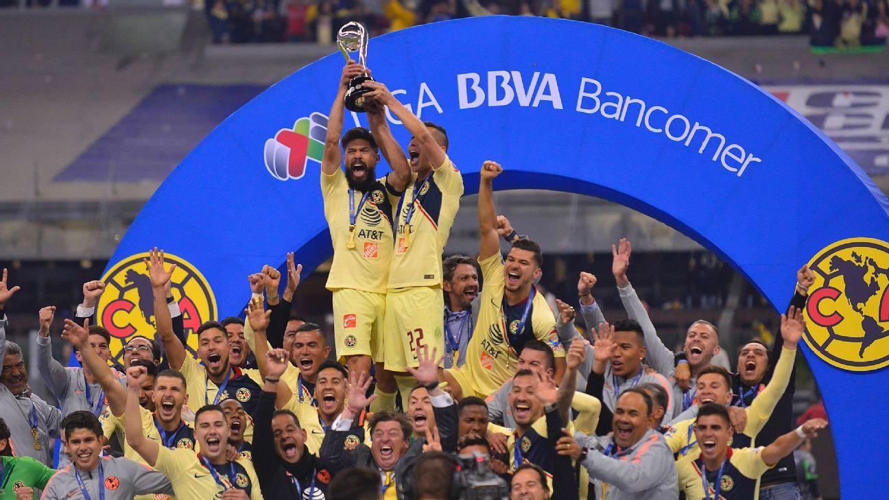 561d22485ae Club America achieve historic 13th title as Cruz Azul curse continues