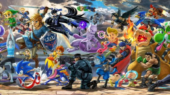 Setting the rules for Super Smash Bros  Ultimate tournaments no easy