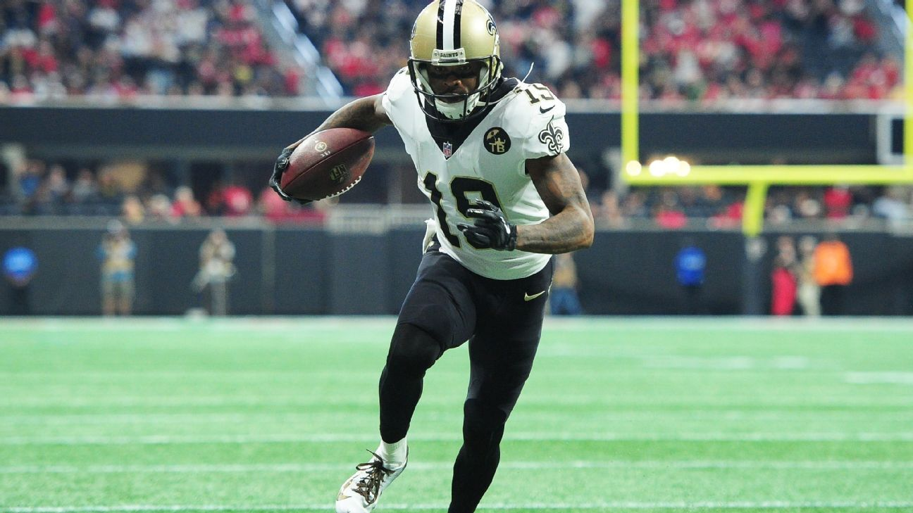 Saints running back Alvin Kamara and receiver Ted Ginn Jr. are among a host of NFL players slated to compete next month in the inaugural 40 Yards of Gold, a tournament-style speed contest.