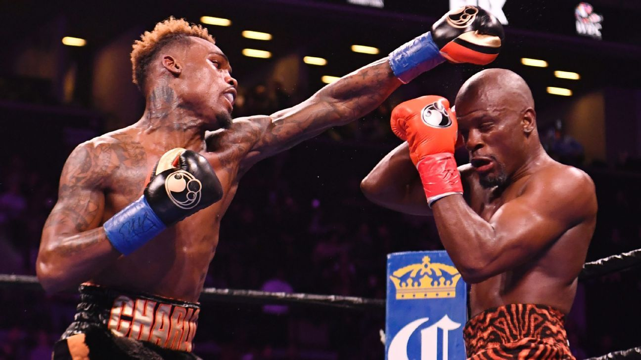 Tony Harrison set to face Jermell Charlo in December rematch
