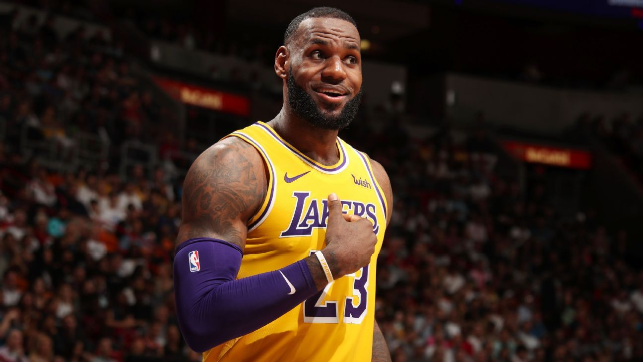 cb64d1d57ca 9 things you might have missed about LeBron James