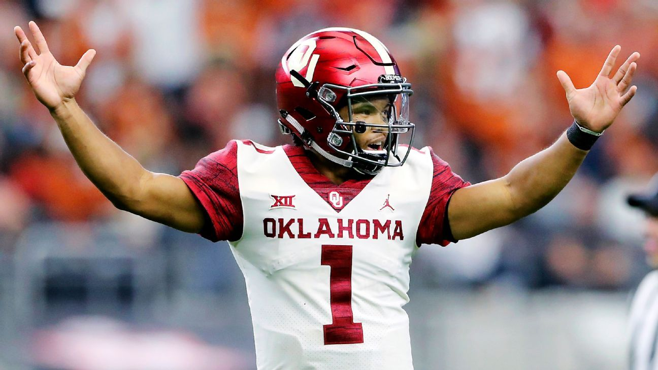 Kyler Murray is perfect for what Kliff Kingsbury wants to do in Arizona. Here's where the other six top signal-callers should end up.