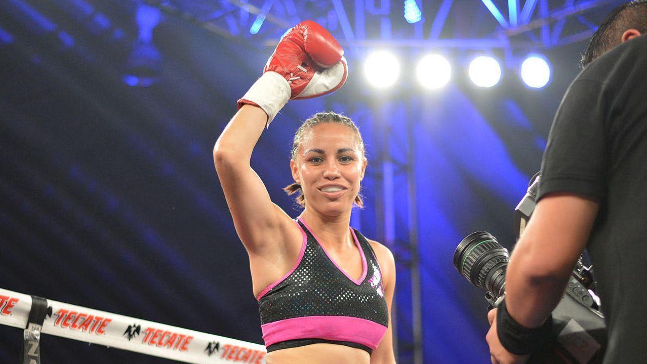 La Pulga Las Vegas >> Zulina 'Loba' Muñoz reaparece tras 20 meses con victoria