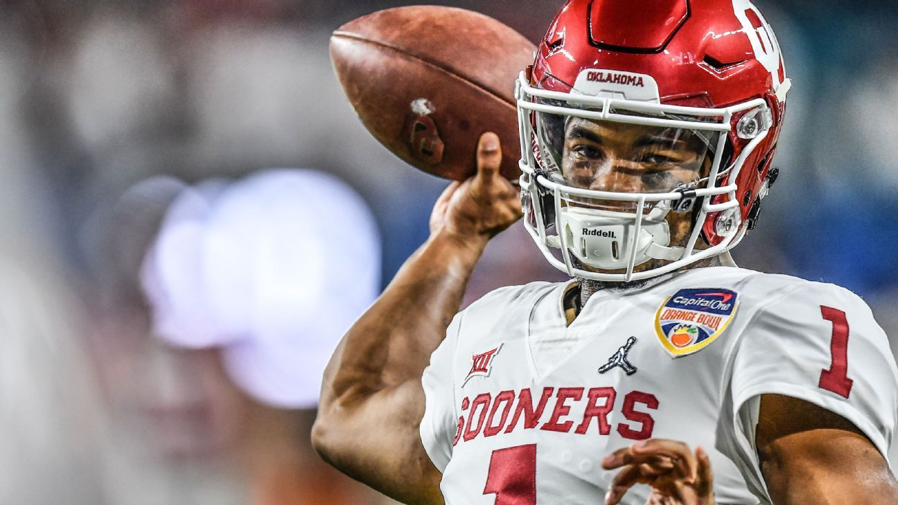 49ers won't take him, but Kyler Murray moves will impact Niners' draft - San Francisco 49ers Blog- ESPN