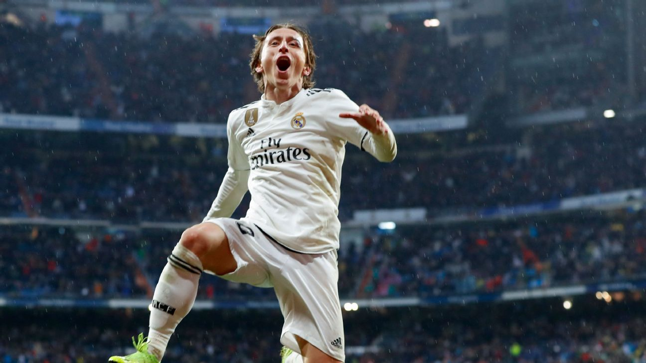 Transfer Talk: Inter Milan plan summer move for Real Madrid's Luka Modric