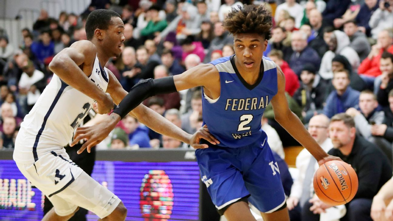 2020 NBA mock draft - New No. 1 pick, scouting LaMelo Ball