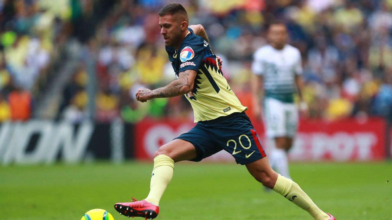 32a5c16cea2 Club America's Jeremy Menez suffers injury setback, out 6 weeks