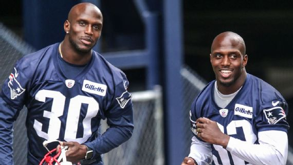 quality design 7a8f8 0cdef Meet the McCourty twins' mighty mom - How Patriots Devin ...
