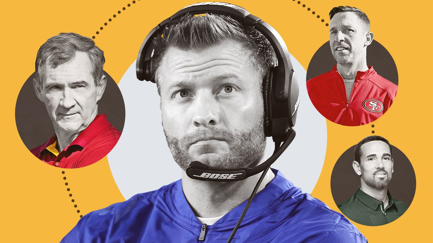 McVay, Shanahan, LaFleur on QBs, playbooks, learning in D C