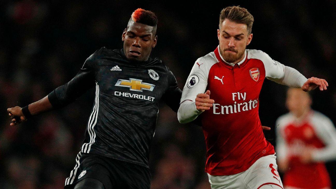 Transfer Talk: Juventus want Paul Pogba to join Aaron Ramsey in midfield